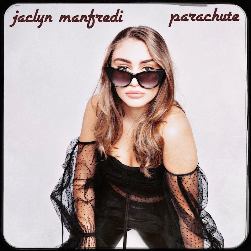 "Jaclyn Manfredi - ""Parachute"" artwork"