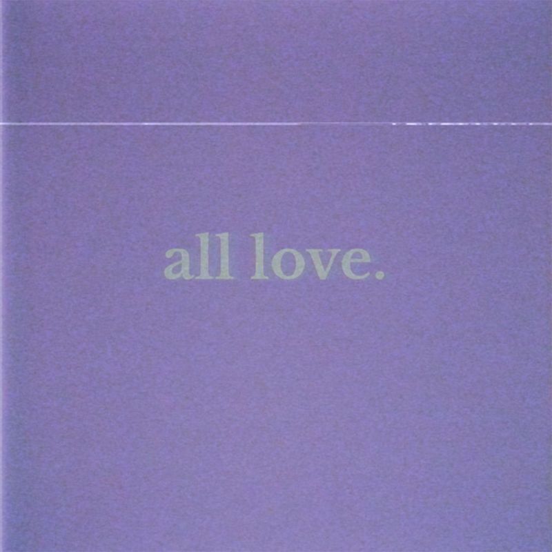 "Kayla Rae – ""All Love"" artwork"