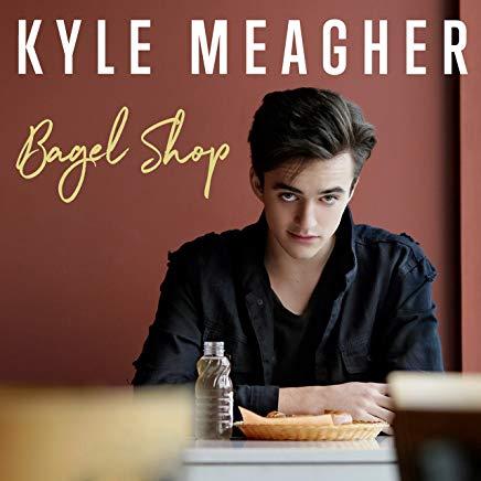"""Kyle Meagher – """"Bagel Shop"""" artwork"""