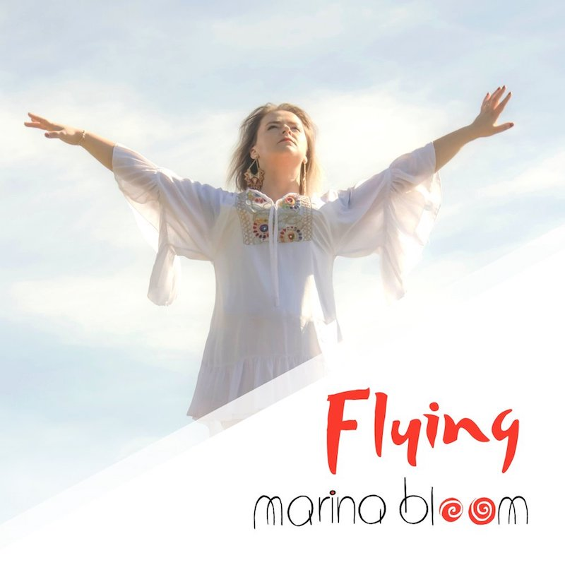 "Marina Bloom – ""Flying"" artwork"