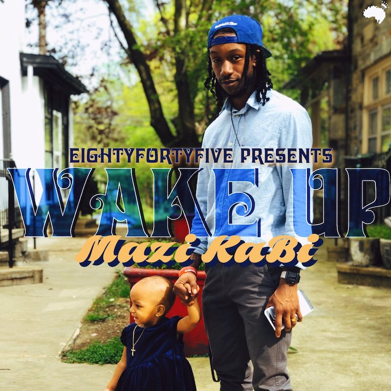 "Mazi KaBi - ""Wake Up (Dreams Come True)"" artwork"