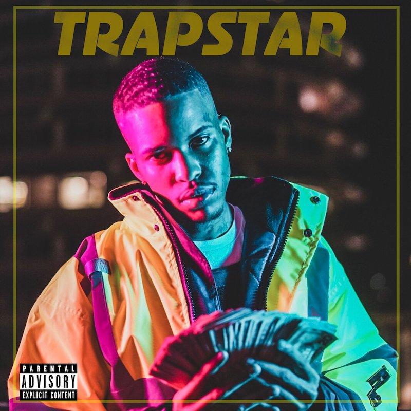 """Mexcco – """"Trapstar"""" artwork"""