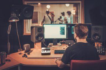Ottavia portable piano studio photo