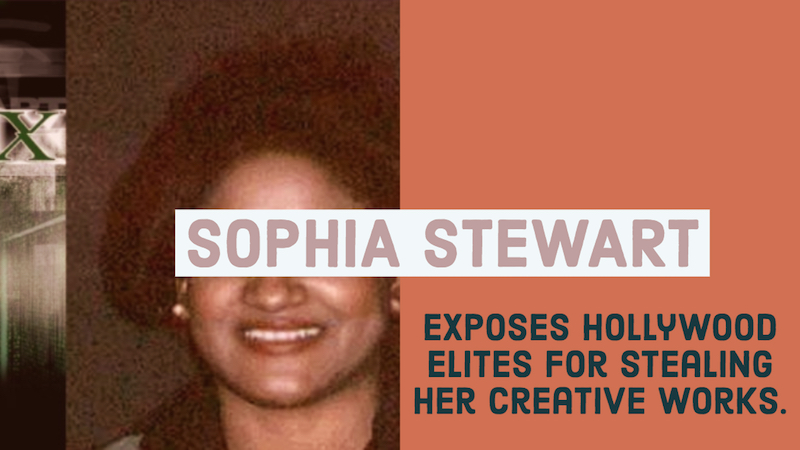 Sophia Stewart exposes Hollywood Elites