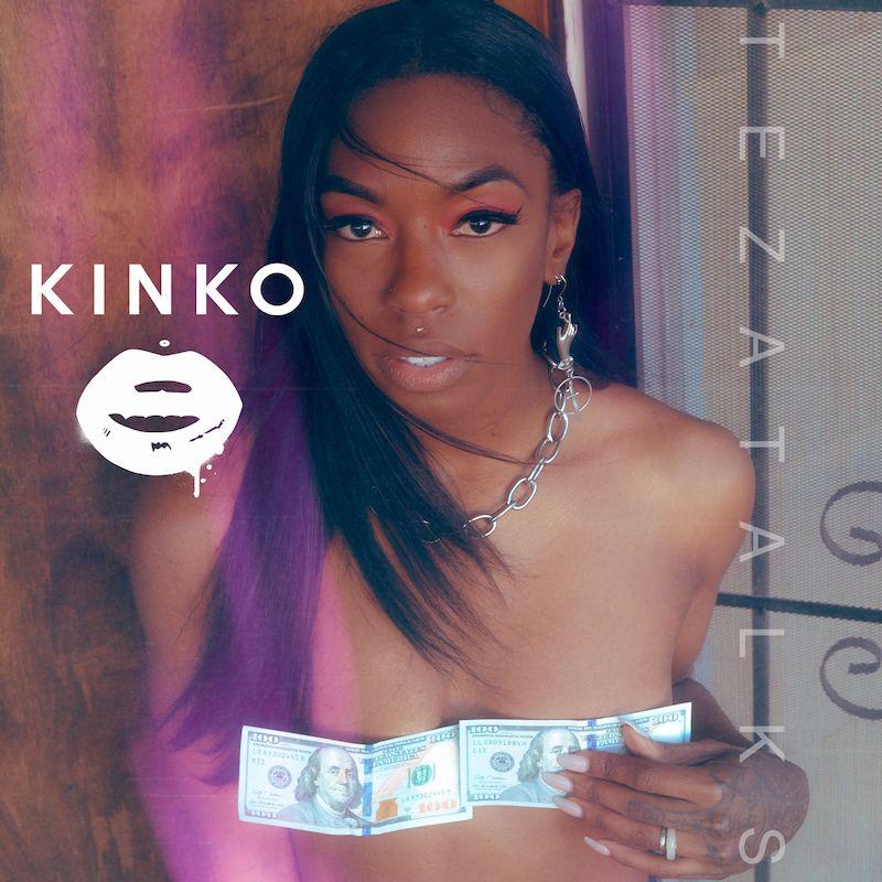 "TeZATalks – ""Kinko"" single artwork"