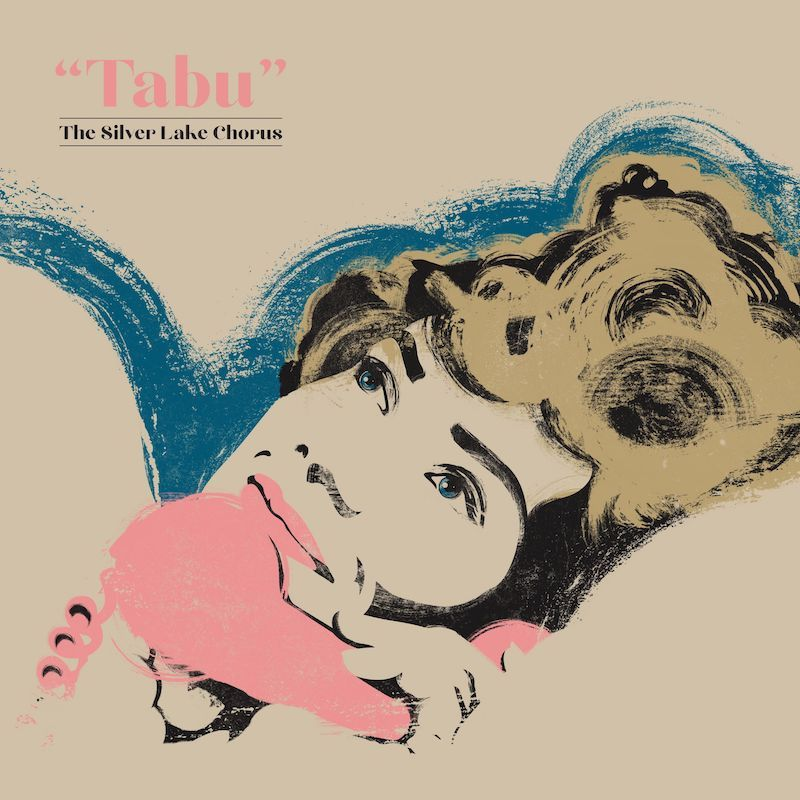 "The Silver Lake Chorus – ""Tabu"" artwork"