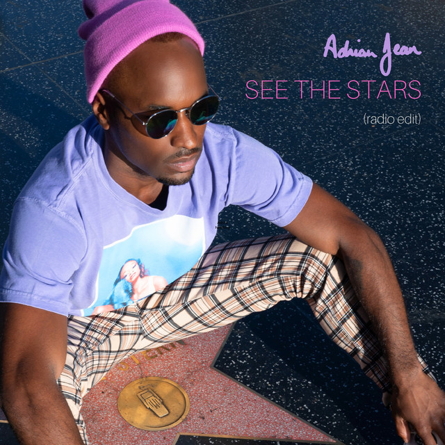 "Adrian Jean - ""See the Stars (Radio Edit)"" cover art"