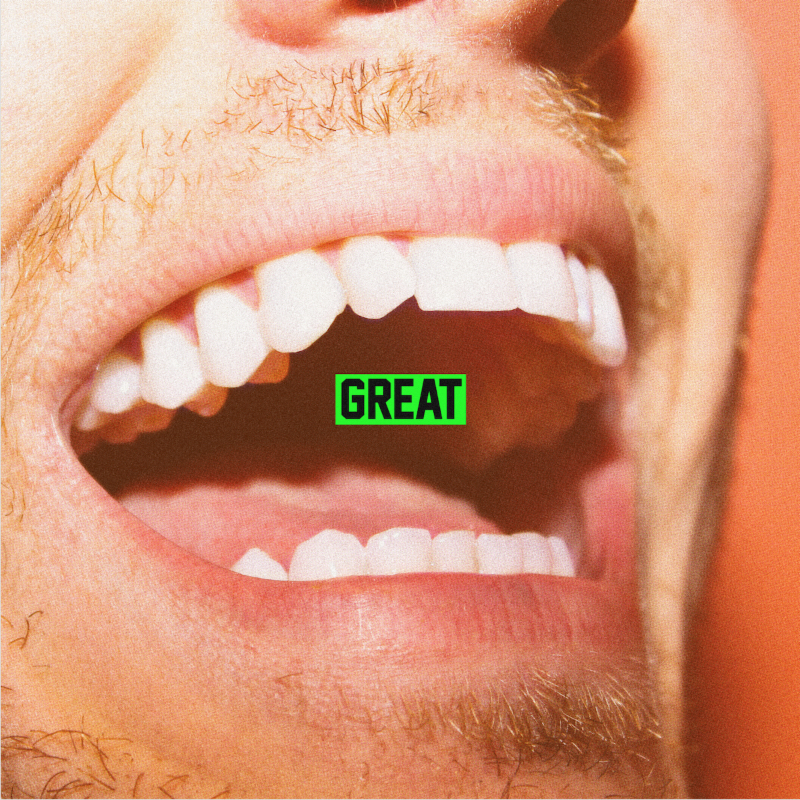 "Androu – ""Great"" cover art"