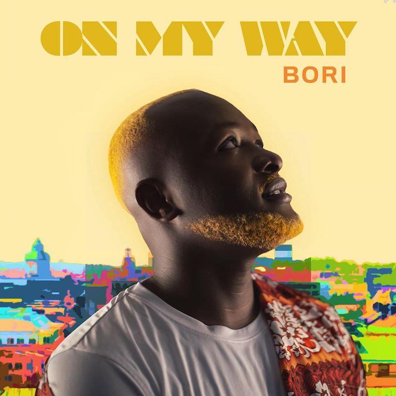 "Bori - ""On My Way"" cover art"