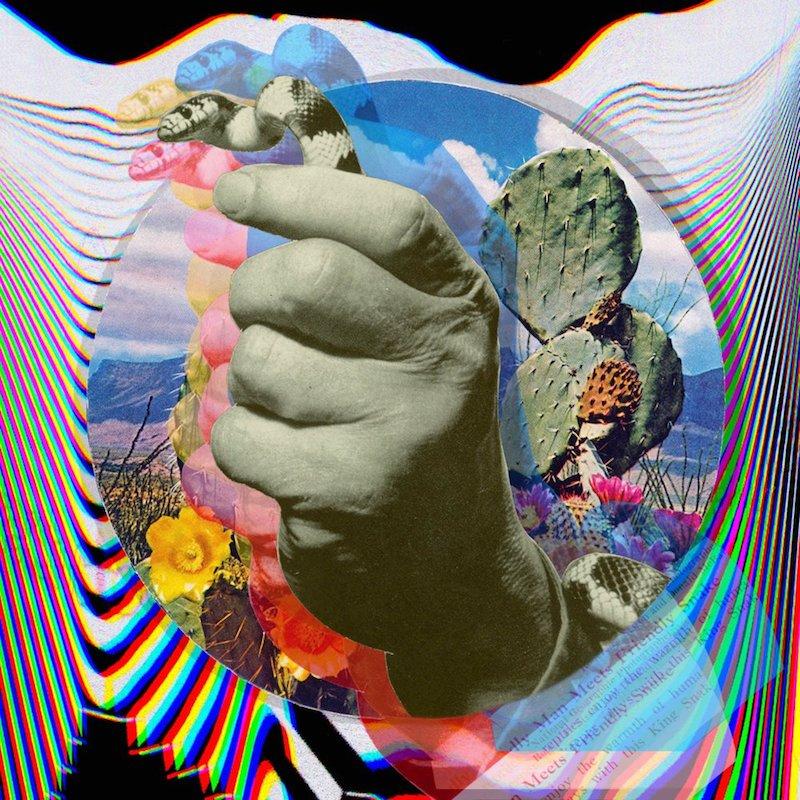 "Caracol - ""Symbolism"" album cover art"