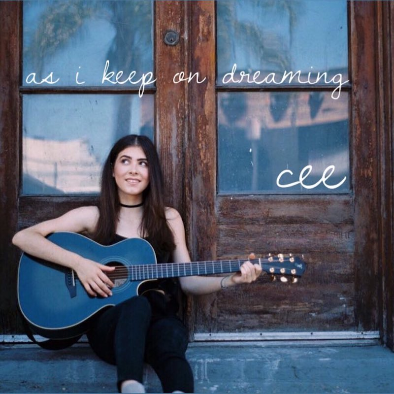 Cee - As I Keep on Dreaming cover art