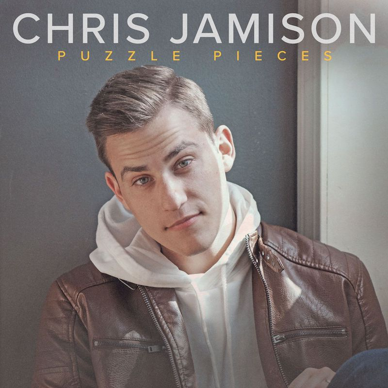 "Chris Jamison – ""Go"" cover art"