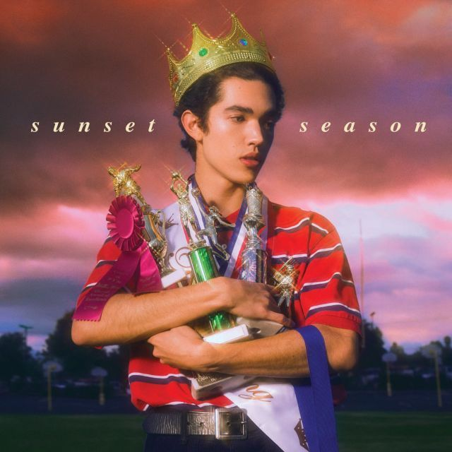 "Conan Gray – ""Sunset Season"" EP cover art"