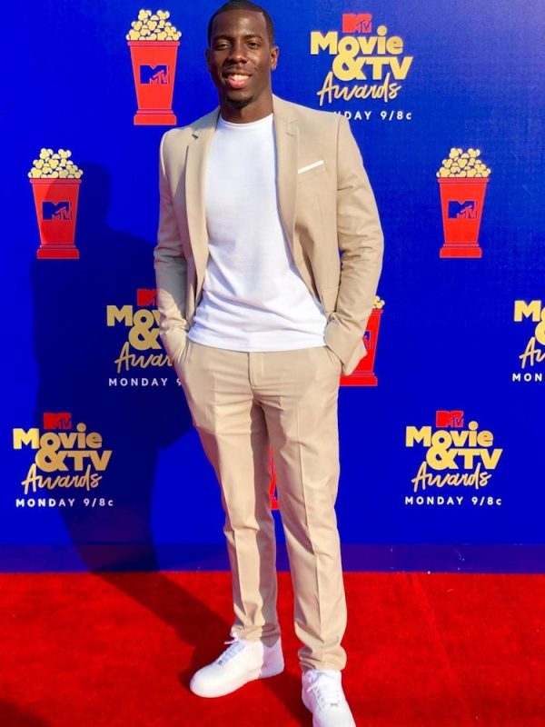 Dustin Mooney Jr. + MTV + Movie & TV Awards