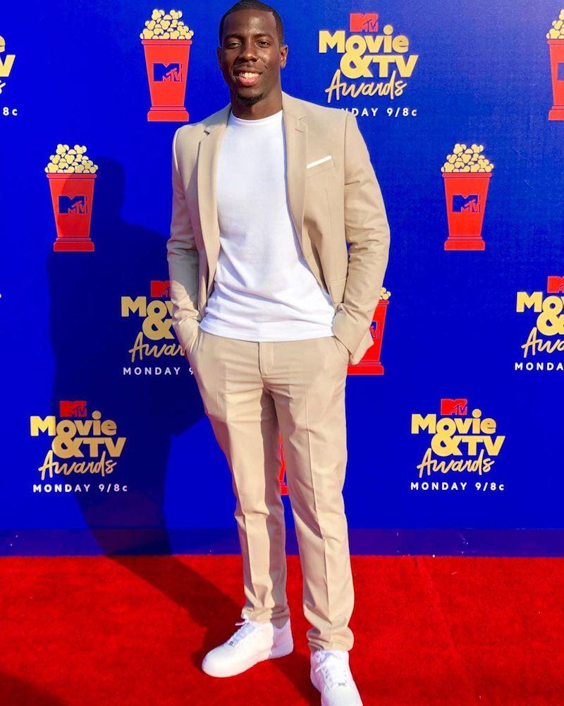 Dustin Mooney Jr. + MTV + Movie & TV Awards