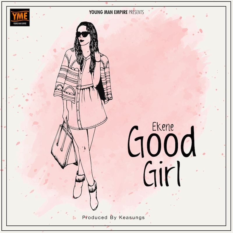 "Ekene – ""Good Girl"" cover art"
