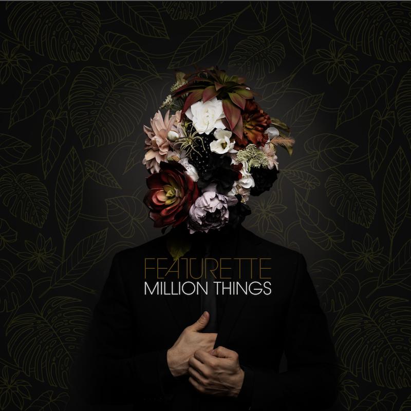 "Featurette - ""Million Things"" cover art"
