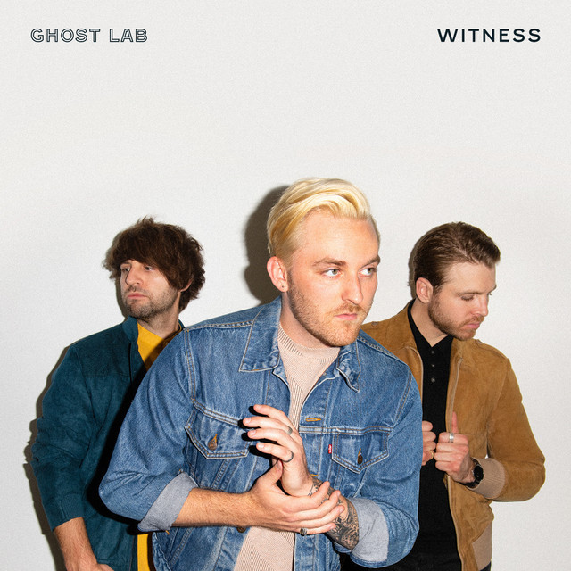 "Ghost Lab – ""Witness"" artwork"