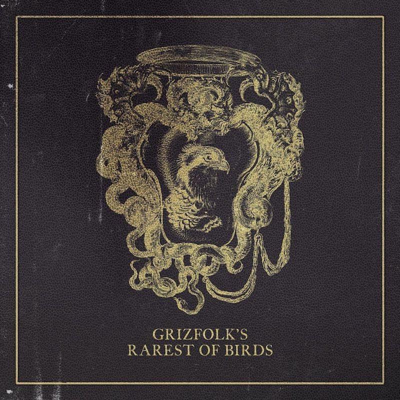 "Grizfolk – ""Rarest of Birds"" artwork"