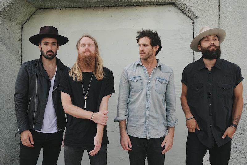 Grizfolk press photo