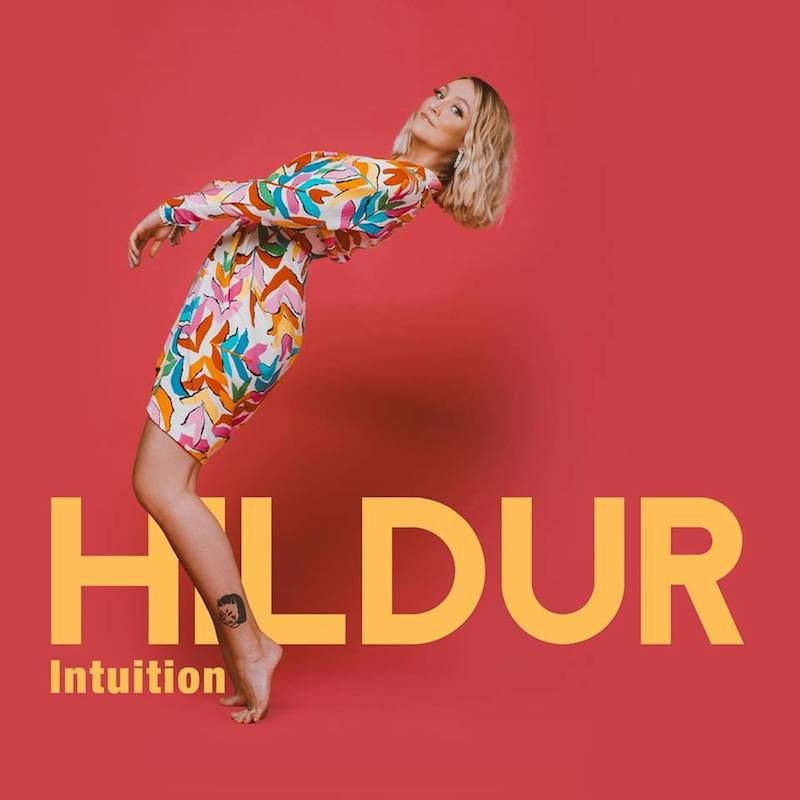 "HILDUR – ""Intuition"" EP cover art + Photo by Birta Rán"