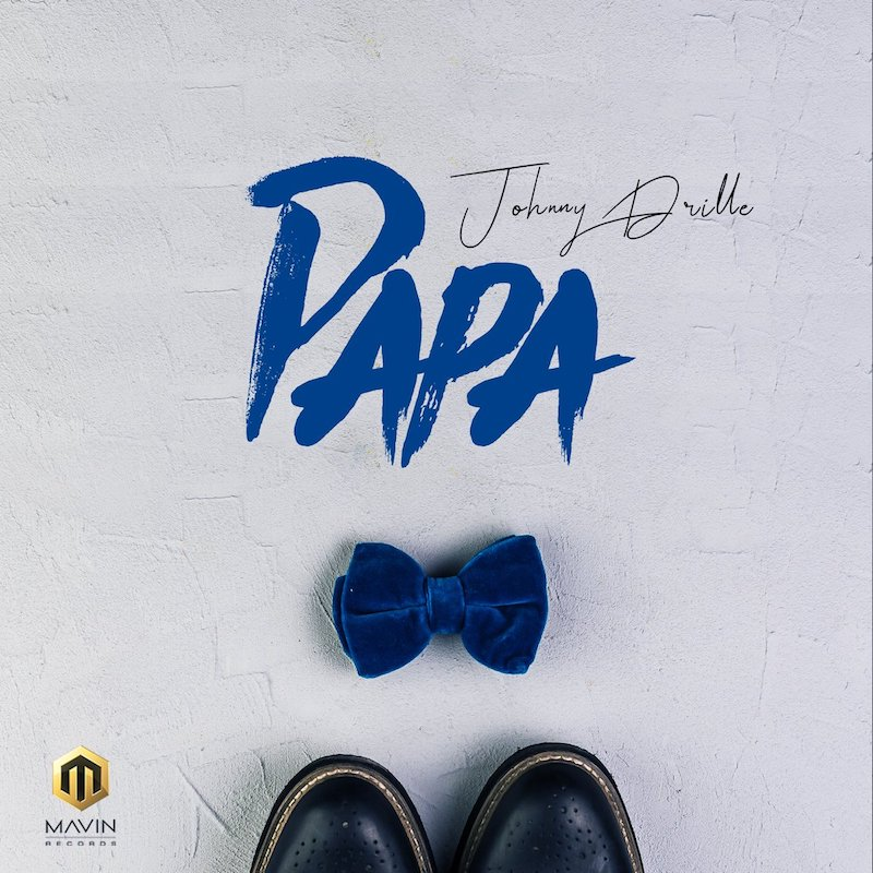 "Johnny Drille - ""Papa"" cover art"