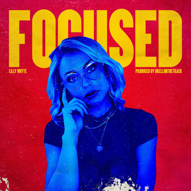 "Lilly Whyte - ""Focused"" cover art"