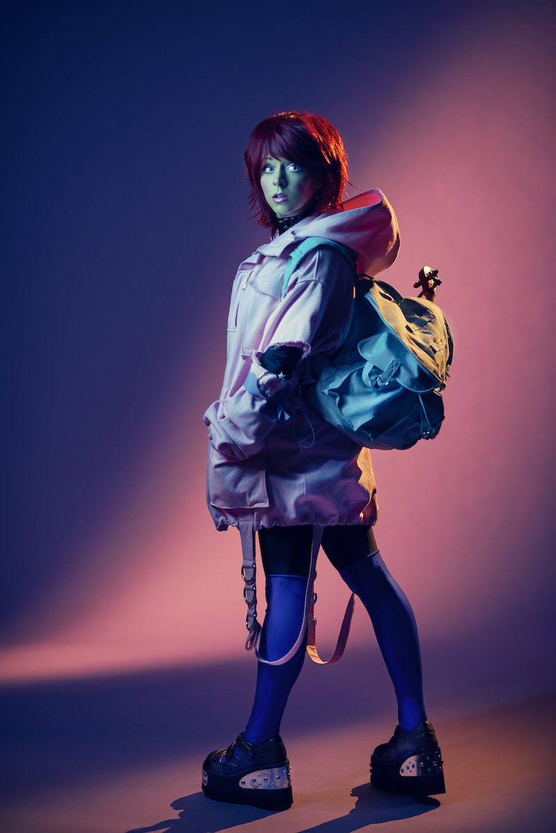 Lindsey Stirling + Young Artemis press photo