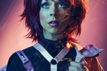 Lindsey Stirling + Young Artemis + press photo