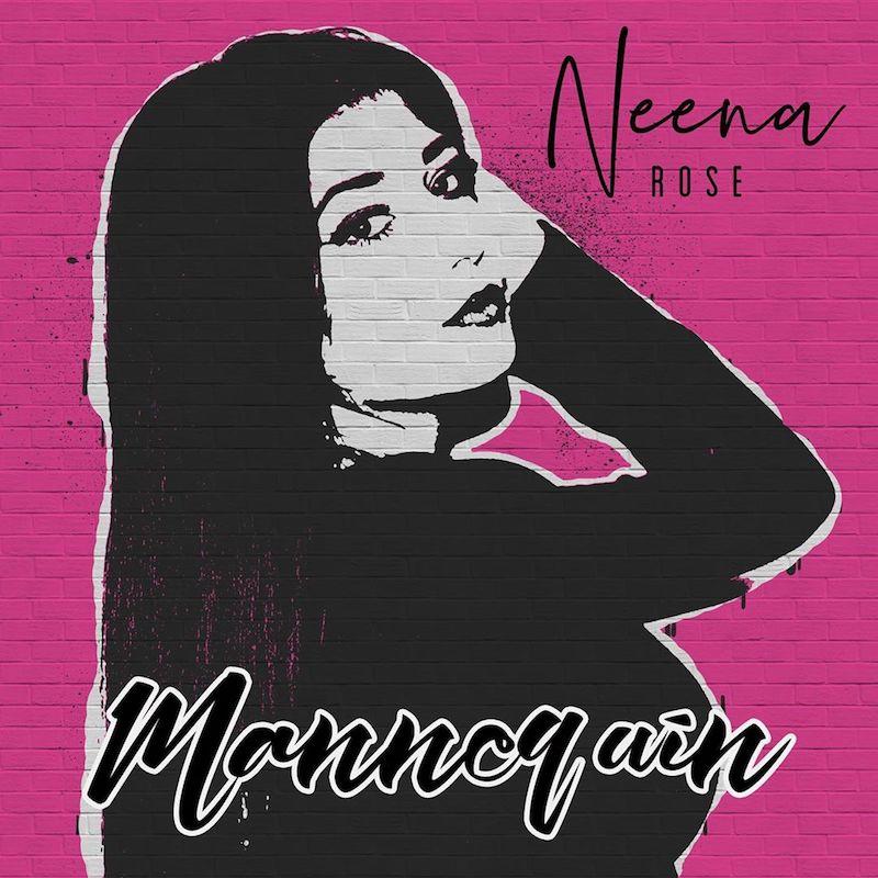 "Neena Rose – ""Mannequin"" cover art"