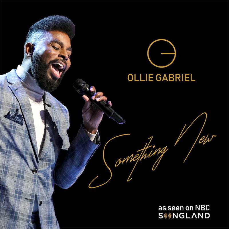 "Ollie Gabriel - ""Something New (From ""Songland"") cover art"