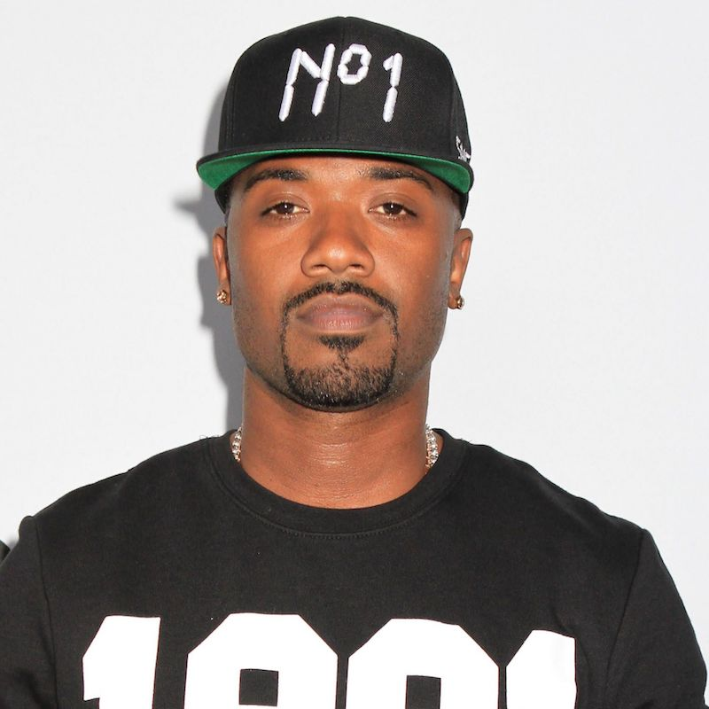 Ray J press photo