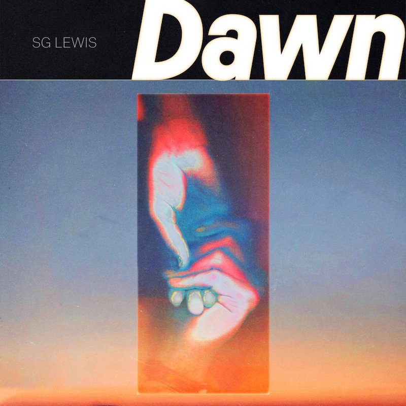"SG Lewis + ""Dawn"" EP cover art"