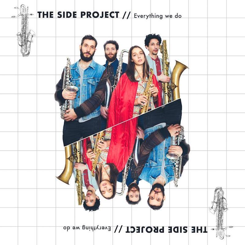 "The Side Project + ""Everything We Do"" cover art"