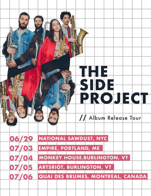 The Side Project Tour Dates