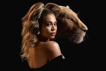 "Beyoncé - ""Spirit"" cover photo"