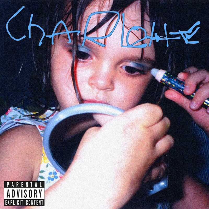 """Charlotte Lawrence - """"Why Do You Love Me"""" cover art"""