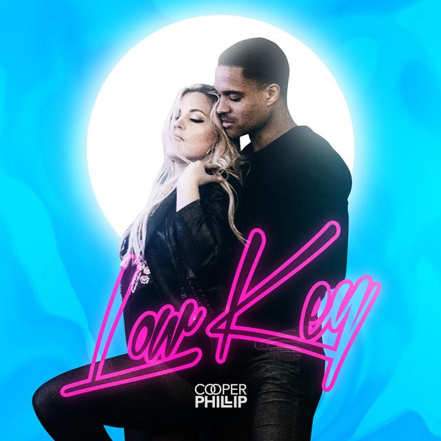 "Cooper Phillip - ""Low Key"" cover art"