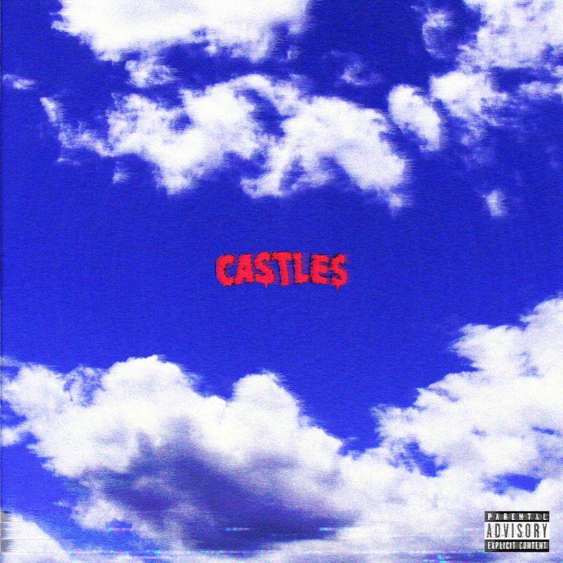 """Cudi Camaro - """"Castles"""" cover art"""