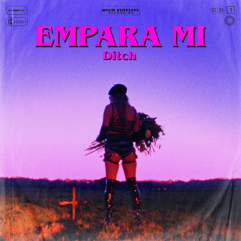 "Empara Mi – ""Ditch"" cover art"