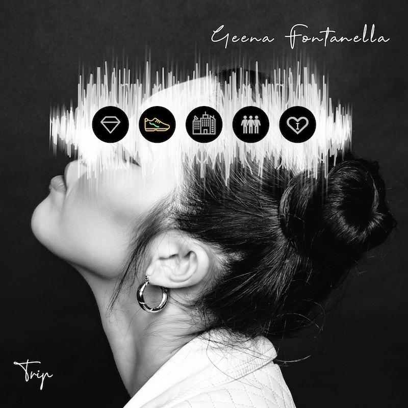 Geena Fontanella - Trip cover art