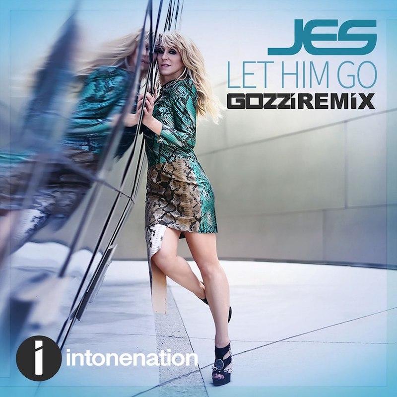 """JES - """"Let Him Go (Gozzi Remix)"""" cover art"""