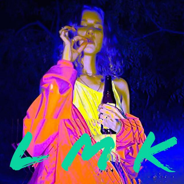 "Jaclyn Rachelle - ""LMK"" cover art"