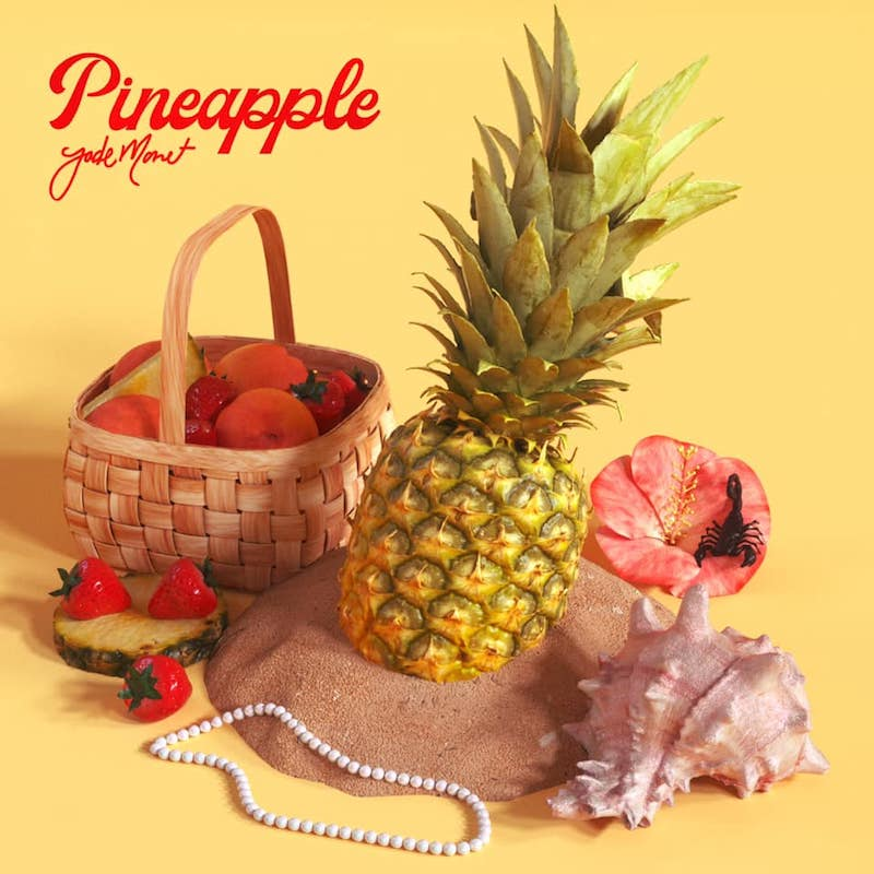 "Jade Monet - ""Pineapple"" cover art"