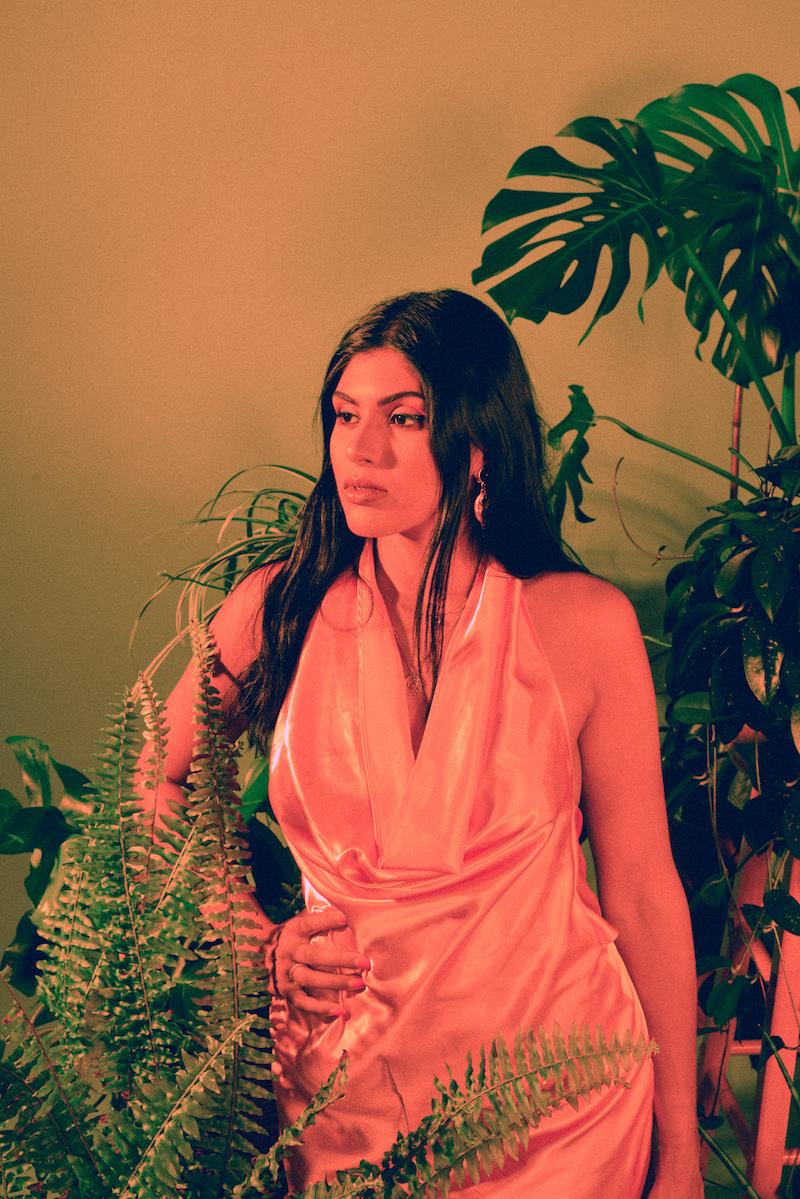 Jasmine Singh press photo by Emily Welz