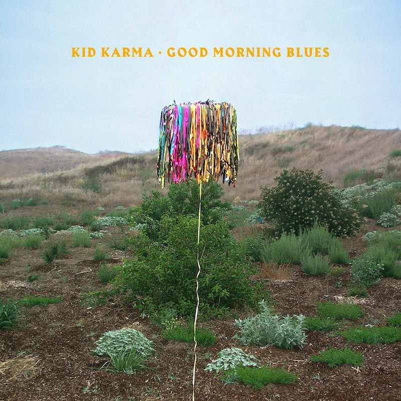 "Kid Karma - ""Good Morning (Blues)"" cover art"