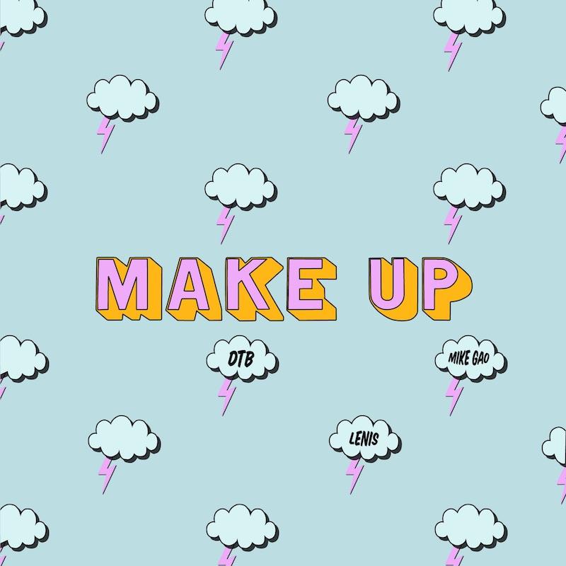 """Lenis – """"Make Up"""" cover art"""