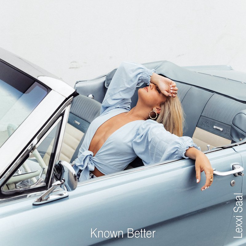 Lexxi Saal Known Better cover art