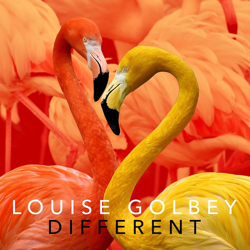 Louise Golbey - Different cover art