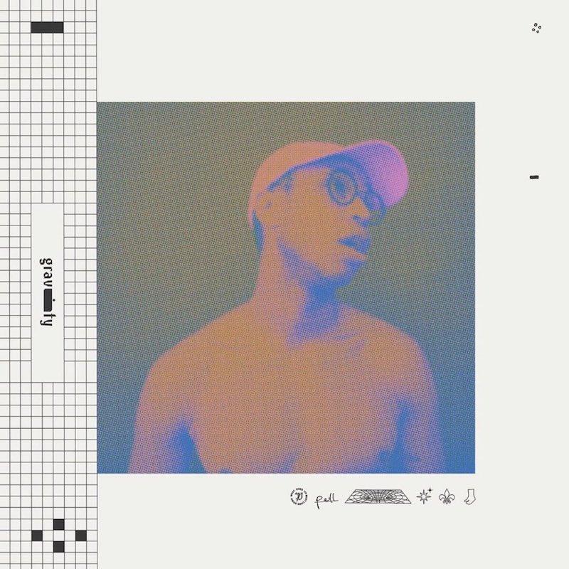 """Pell - """"Gravity"""" album cover art"""